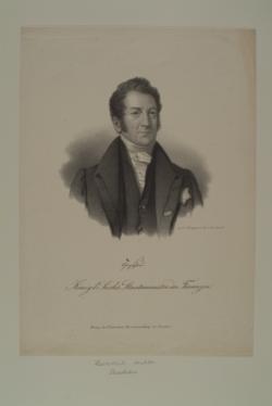 Heinrich Anton von Zeschau,  (Quelle: Digitaler Portraitindex)