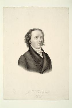 Anton Friedrich Justus Thibaut, 1825 (Quelle: Digitaler Portraitindex)