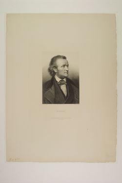 Richard Wagner, Bankel, Johann -  (Quelle: Digitaler Portraitindex)