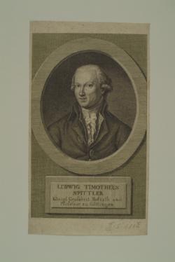 Ludwig Timotheus von Spittler,  (Quelle: Digitaler Portraitindex)