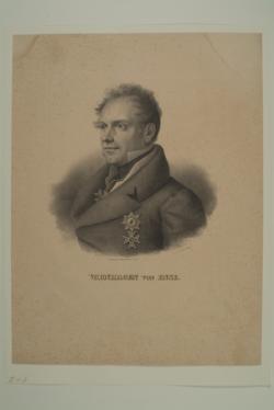 Karl August Varnhagen von Ense, K. Loeillot de Mars -  (Quelle: Digitaler Portraitindex)
