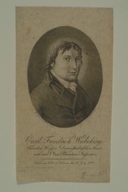 Carl Friedrich von Wiebeking, Anton Wachsmann -  (Quelle: Digitaler Portraitindex)