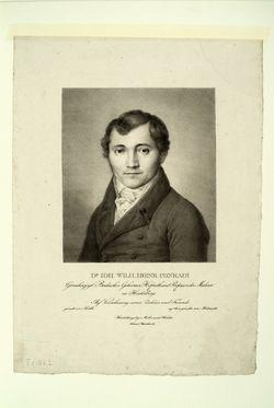 Johann Wilhelm Heinrich Conradi, Armand Emanuel Albrecht Haller -  (Quelle: Digitaler Portraitindex)