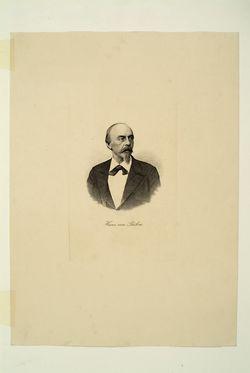 Hans von B�low (Musiker),  (Quelle: Digitaler Portraitindex)