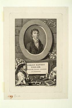 Ferdinand Esslair, Anton Paul Eisen -  (Quelle: Digitaler Portraitindex)