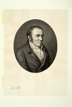 Johann Peter Hebel,  (Quelle: Digitaler Portraitindex)