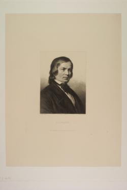 Robert Schumann, Tobias Bauer- (Quelle: Digitaler Portraitindex)