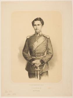 Ludwig II. K�nig von Bayern,  (Quelle: Digitaler Portraitindex)